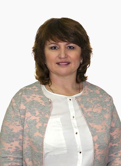 Ключник Наталія Леонідівна