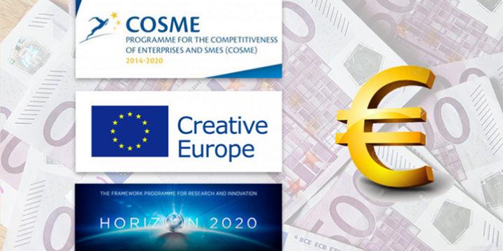 Як отримати гроші для бізнесу з Європейських Фондів у 2018 році?
