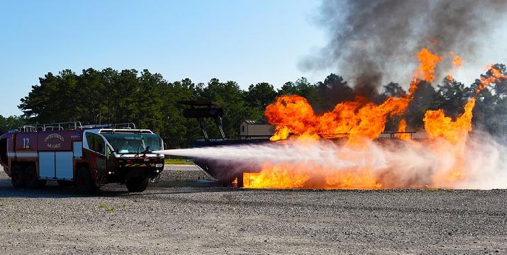 Підтримка у створенні добровільних пожежних бригад