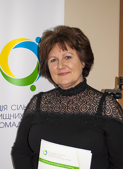 Бабанська Надія Володимирівна