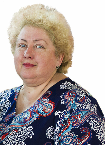 Хома Людмила Григоріївна