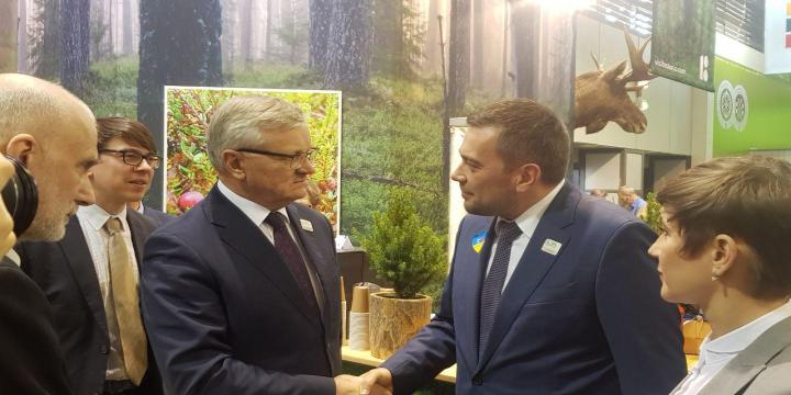 Керівництво Мінагрополітики провело серію зустрічей з аграрними міністрами країн Європи, – Зелений тиждень-2019