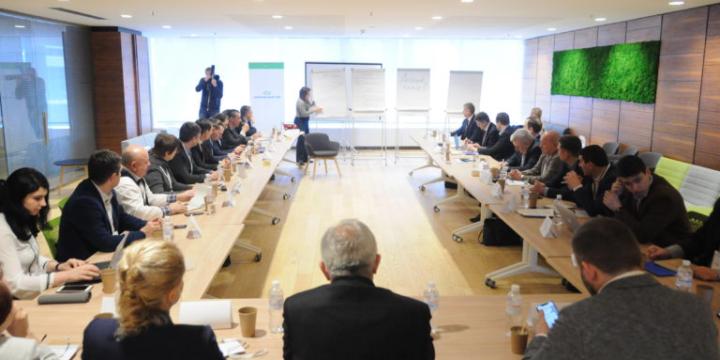 Триває робота з підготовки змін до Конституції України в частині децентралізації